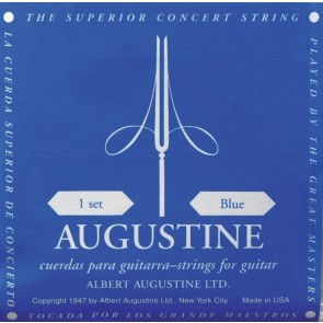 Augustine Saitensatz für Konzertgitarre, Classic/ Blue High Tension